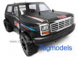 COYOTE EBD SUV 1/10 off-road electric 2.4 Ghz 4WD RTR VRX