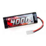 NiMH 7,2V, 4000mAh, Stick Pack