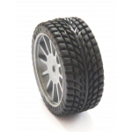 SP RACING SP00020 RADIAL 1/10 TYRES