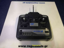 FM 72MH 4ch radio for aircraft and ship model  CN T4810