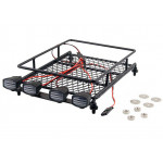 Crawler Luggage Tray TG104 BLACK