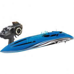 THUNDER TIGER AVANTI RTR BRUSHLESS COMPACT POWER BOAT BLUE  T5129-F11L