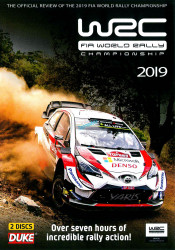 WRC - FIA World Rally Championship Review 2019 DVD   BOOK  03010137