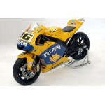IXO-MODELS - YAMAHA - YZR-M1 N 46 MOTOGP 2006 VALENTINO ROSSI. Scale: 1/12 Code: BRB006