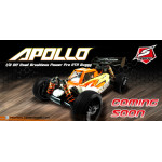 SWORKz APOLLO 1/8 Brushless Pro RTR SW940003