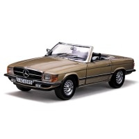 SunStar 1/18 1977 Mercedes-Benz 350-SL convertible SUN4595