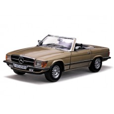 SunStar 1/18 1977 Mercedes-Benz 350-SL κάμπριο SUN4595