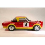 ItalTrading 1/10 FIAT 124 ABARTH RALLY 1975 gr.4