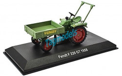 Fendt F 220 GL 1958  ATLAS  HL16