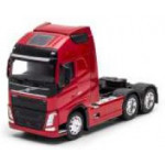 Volvo - FH 3-axle 2016 red - 1:32 - Welly - 32690Lr