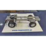 Wedico 730 Professional 2 Axle Chassis Kit