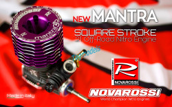 Novarossi engine MANTRA