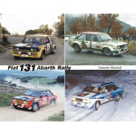 Fiat 131 Abarth Rally Book