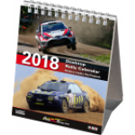 2018 Desktop Rally Calendar - History meets the Present  0202015