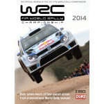 World Rally Championship Review 2014 DVD