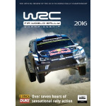 WRC - FIA World Rally Championship Review 2016 DVD