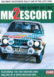 Story of the Escort MKII DVD